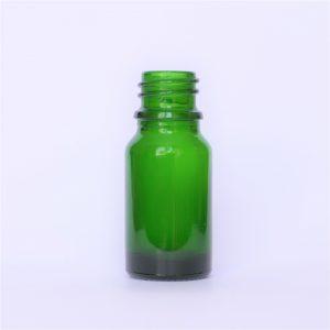 10ml green bottle MB-1021-G3-P0