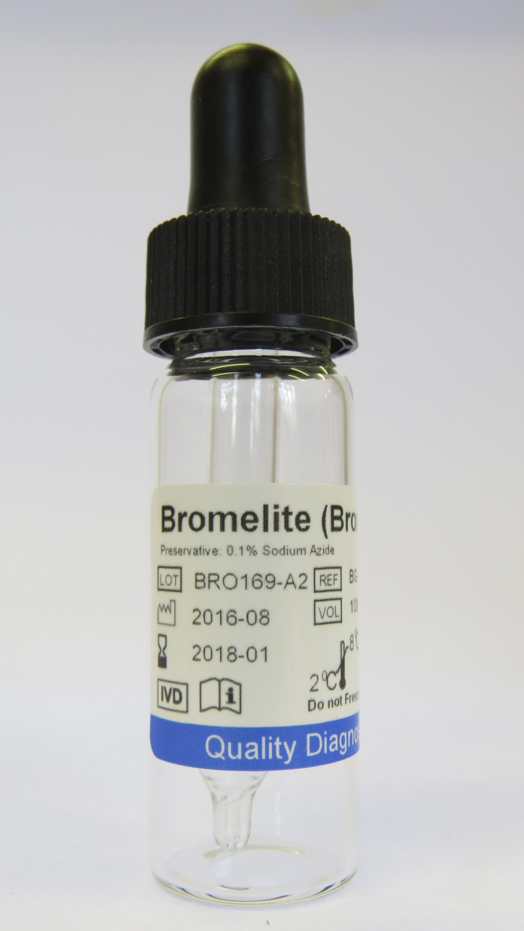 Bromelite Bromelin Reagent 10ml Rapid Labs