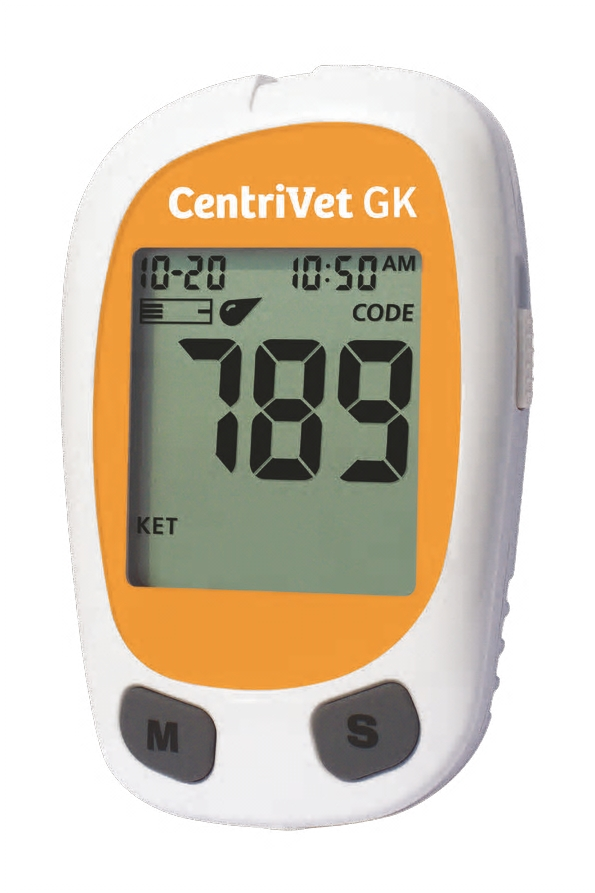 Blood Glucose & Ketone monitoring system for Dogs Cats & cows