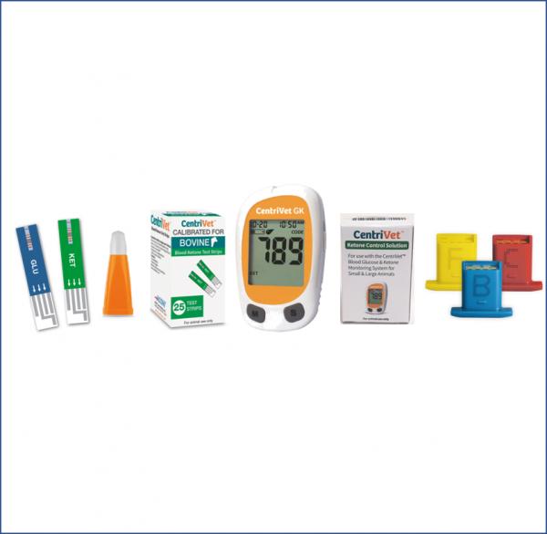 Bovine Ketone Meter kit