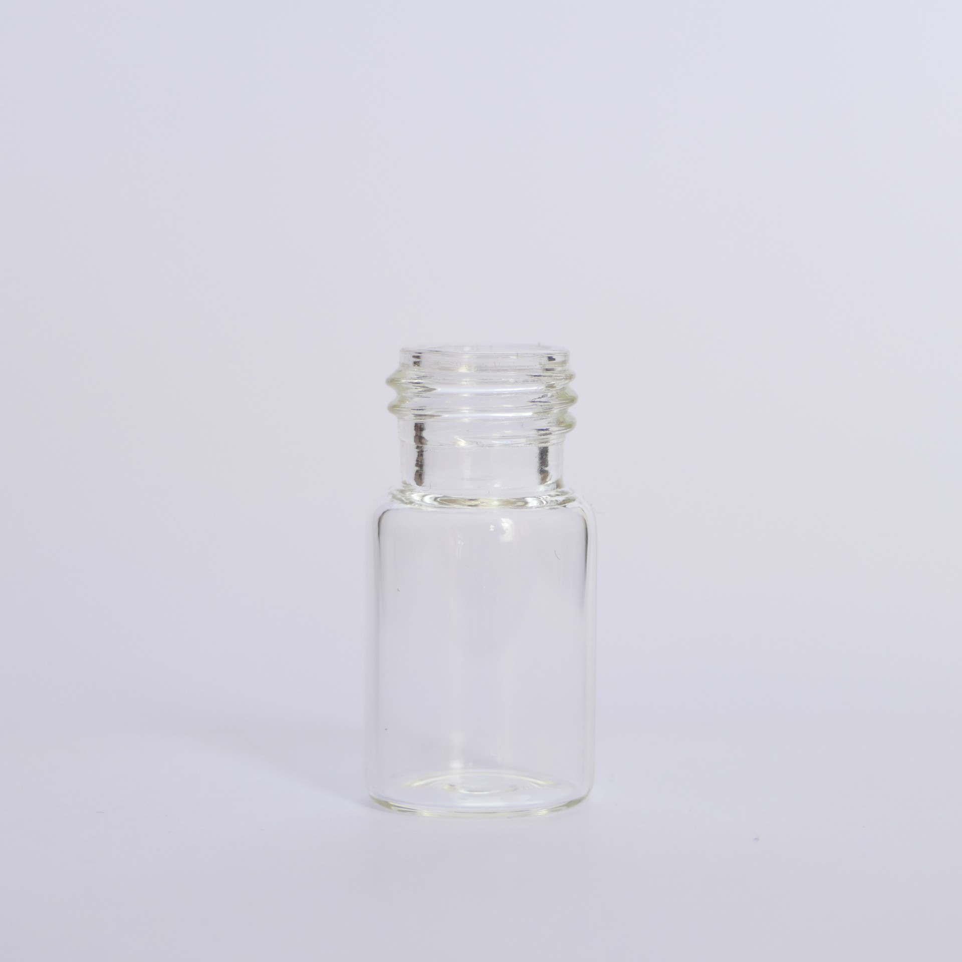 Diagnostic Vial Clear 3ml Rapid Labs