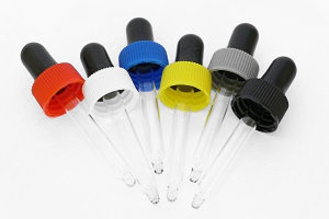Dropper Pipette Assemblies