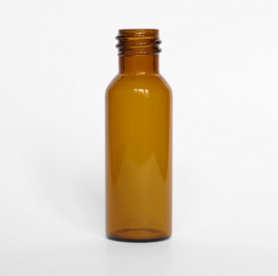 Dropper Glass Vial 10ml Amber VI-1025-A5 medium