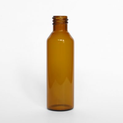 Dropper Glass Vial 20ml Amber Dr Bach
