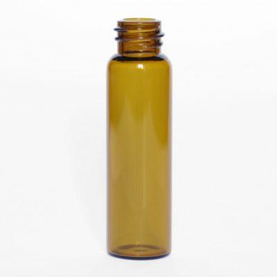Glass Dropper Vial 10ml amber Dr Bach vial VI-1025-A4