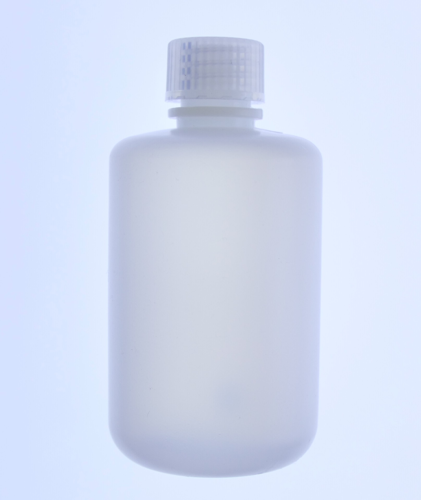 100ml Hdpe Bottle And Cap Natural Rapid Labs
