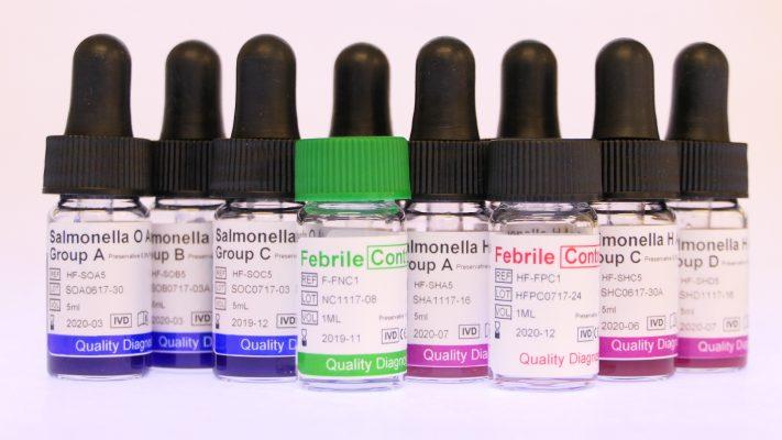 High Density Febrile Antigens