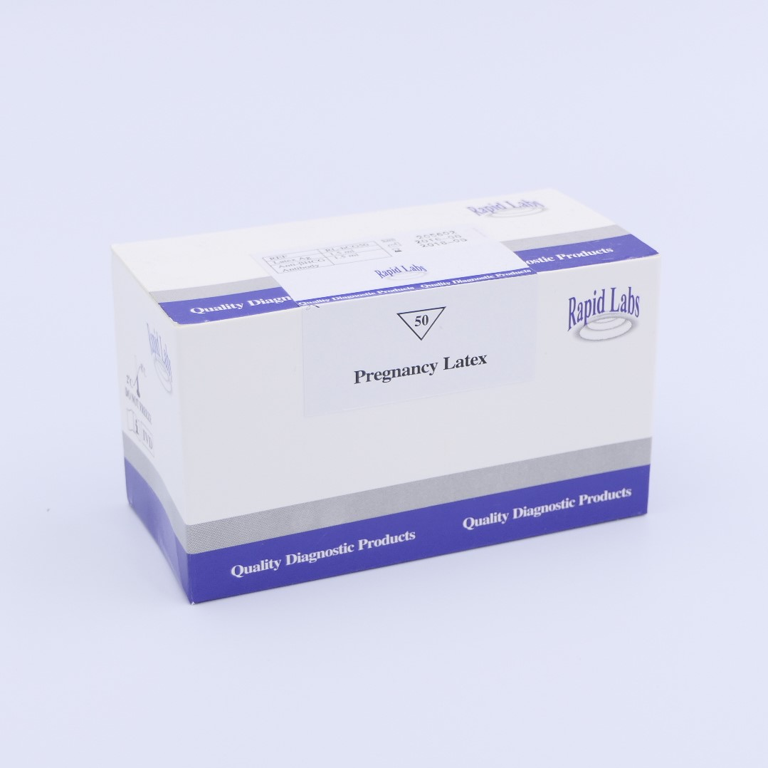 Pregnancy Latex Test Kit