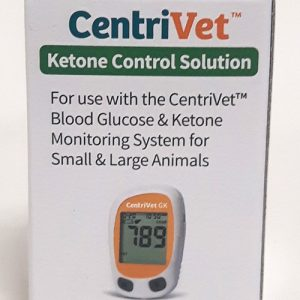 Veterinary Blood Glucose Amp Ketone Monitoring System For